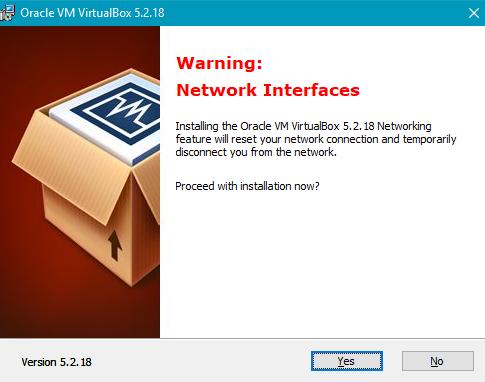 Четвёртый этап установки ВиртуалБокс