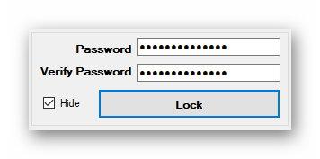 DirLock пароль