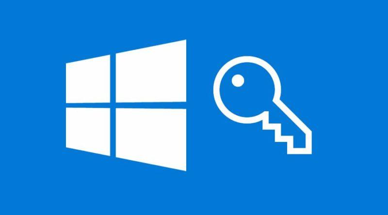 Как поставить пароль на Windows