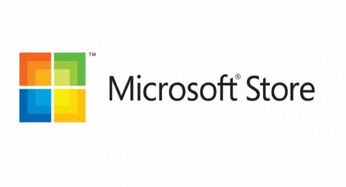 Логотип Microsoft Store