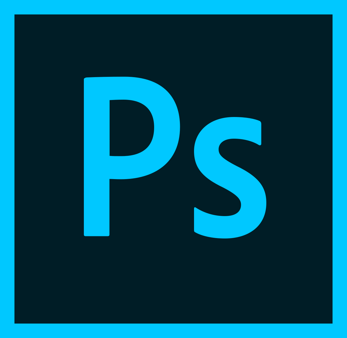 Логотип Photoshop