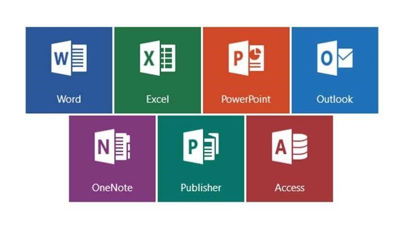 Пакет программ Microsoft Office