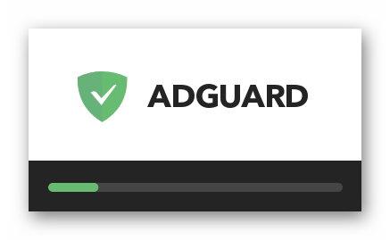 Иконка загрузки AdGuard