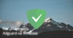 Установить AdGuard на Windows