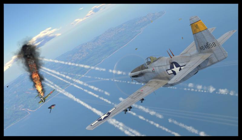 Самолеты в War Thunder