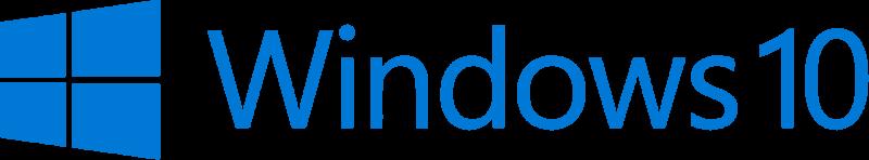 Лого Виндоус 10