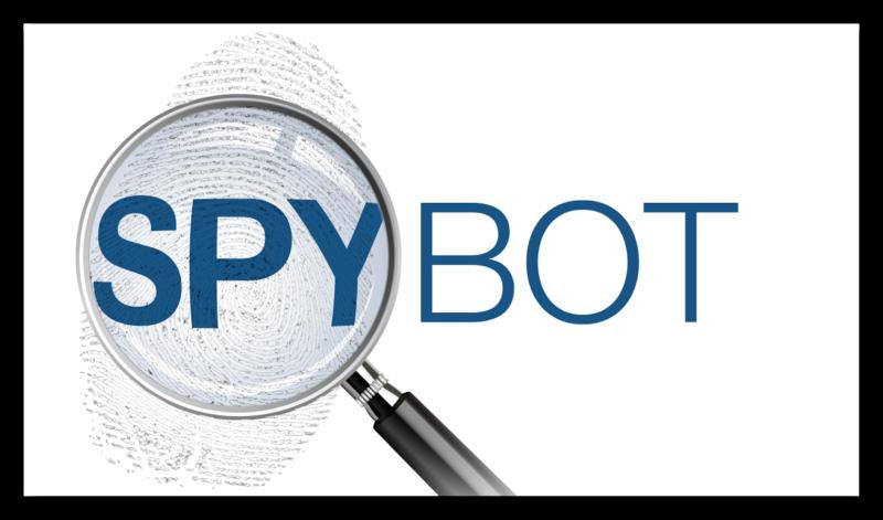 Логотип Spybot