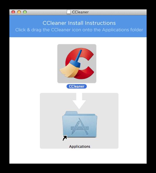Перемещение ярлыка программы в папку Applications