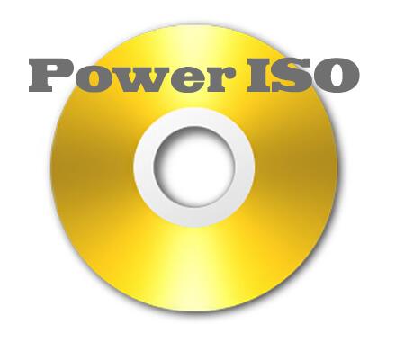 PowerISO логотип