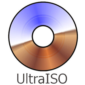 Ultra ISO логотип